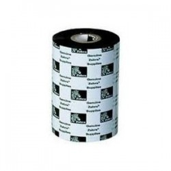 "RIBBON DE CERA ZEBRA 2100BK08945 3.50"" (89mm)"
