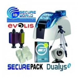 EVOLIS DUALYS 3 DUAL SIDE...