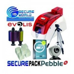 EVOLIS PEBBLE 4 SINGLE SIDE...