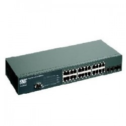 SMC SMC8024L2 SWITCH...